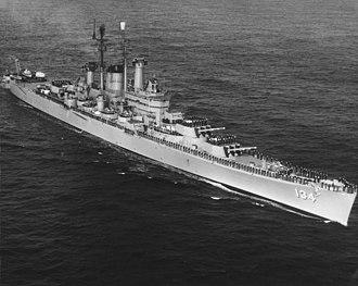 USS Des Moines (CA-134) - USS Des Moines (CA-134)