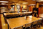 USS Missouri - Crew Mess Hall (6180659632).jpg