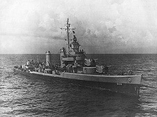 USS <i>Parker</i> (DD-604)