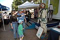 US Navy 061019-N-5531C-003 Fairgoers at the North Carolina State Fair admire diving equipment on display with the explosive ordnance disposal (EOD) dive tank.jpg