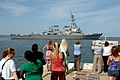 US Navy 100817-N-5292M-047 Family and friends watch as SS Laboon (DDG 58) departs at Naval Station Norfolk.jpg