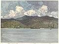 US warships off the coast near Santiago, 06-03-1898.jpg