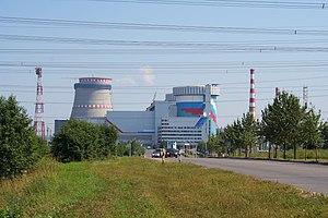Kalinin Nuclear Power Plant - Image: Udomlya Kalinin AES