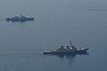 Ukrainian navy frigate Hetman Sahaydachniy (26346557323).jpg
