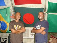 Under the blue helmet(Bangladesh)3