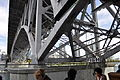 Underside of Granville Bridge from the Sandbar restaurant 01.jpg