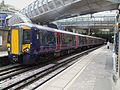Unit 377507 at Farringdon.JPG