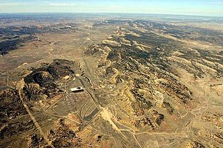 Church Rock uranium mill spill Radioactive spill in New Mexico on July 16, 1979