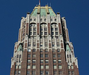 Bank of America Building (Baltimore) - Image: United States, Maryland, Baltimore, Bank of America (1)