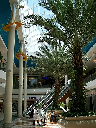 Mall of Louisiana - Image: Uplanet 012