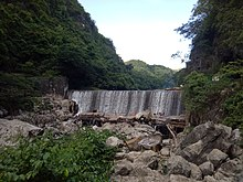 Upper Marikina River Basin Protected Landscape dammed by Wawa Dam.jpg