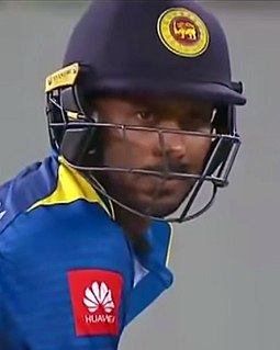 Upul Tharanga Sri Lankan cricketer