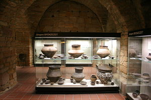 Urnfield culture - Urnfield pottery