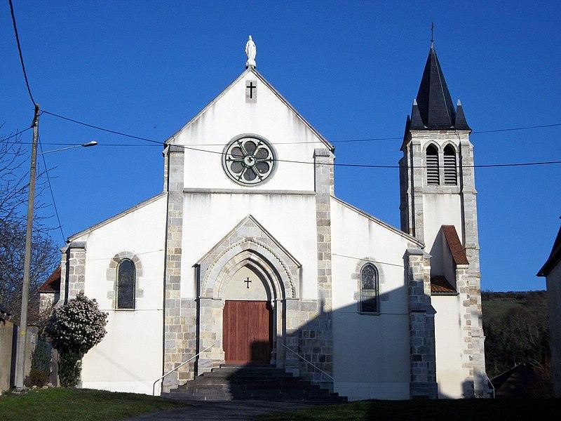 Church of Ussel-d'Allier [10506]