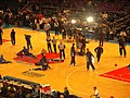 Utah Jazz warming up 2005.jpg