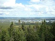 Utsikt Granberget
