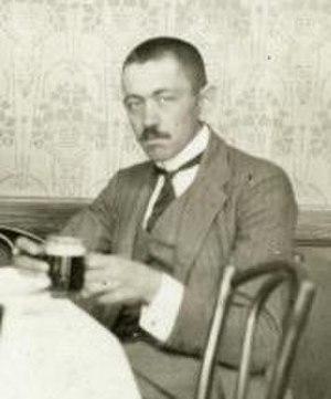 Károly Vántus - Image: Vántus Károly 1911