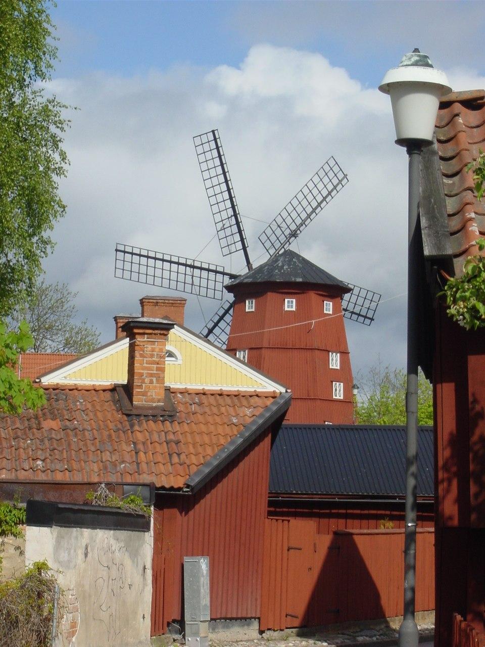 Väderkvarn, Strängnäs