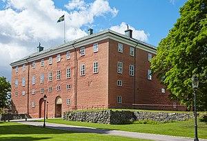 Västerås Castle - Image: Västerås slott IMG 0513