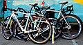 Vélos Astana sur le Tour de l'Ain 2014.JPG