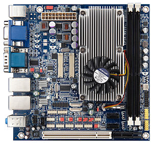 Mini-ITX - A VIA EPIA-M910 mini-ITX motherboard