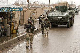 Polish Armed Forces - Polish ISAF Soldiers in Afghanistan