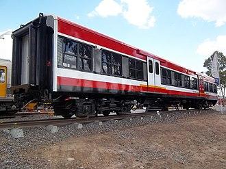 Emepa Group - Image: Vagón Emepa de Ferrovías