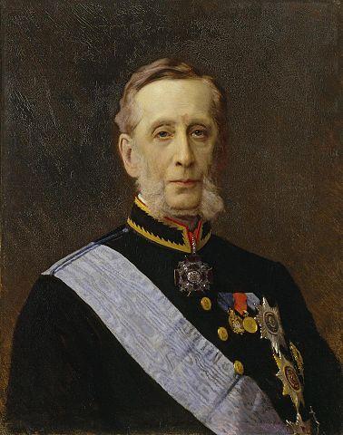 Иван Крамской. Портрет П.А.Валуева, 1880-е годы