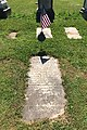 Van Liew Cemetery, North Brunswick, NJ - John Neilson, 1745–1833, Gravestone.jpg
