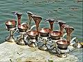 Varanasi 91 - arti lamps (35395477370).jpg