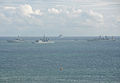 Various warships in Plymouth Sound.jpg