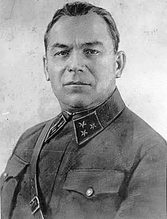Vasily Badanov Soviet military officer