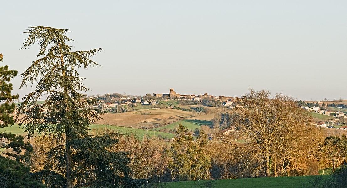 English:  Verfeil, Haute-Garonne, France.