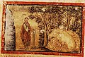 Vergilius Vaticanus - BAV Lat.3225 - f69 - Aeneas & the sow.jpg