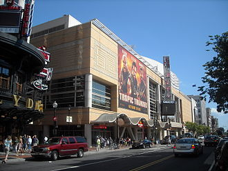 Washington Capitals - The Capitals moved into the Verizon Center in 1997.