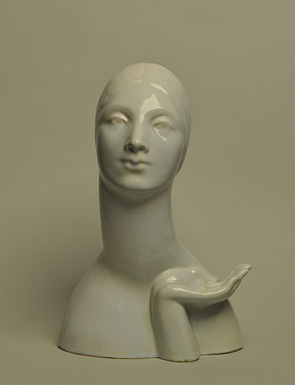 Vernon Kilns - Vernon Kilns, May and Vieve Hamilton art ware