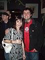 Veronica Belmont with fan.jpg