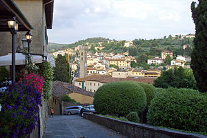 Via di san francesco, vista.JPG