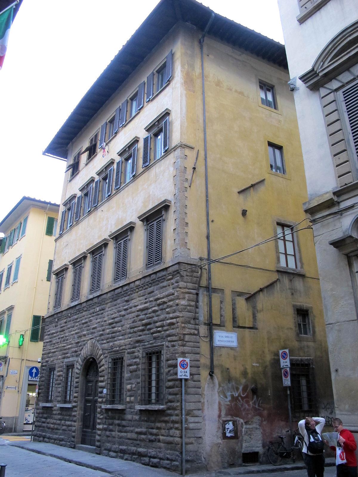 Casa del boia firenze wikipedia - Casa del giunco firenze ...