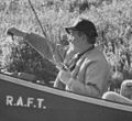 Vice President Bush fishing on the Rogue River (19558508096) (cropped1).jpg