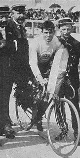 Victor Johnson (cyclist) English cyclist