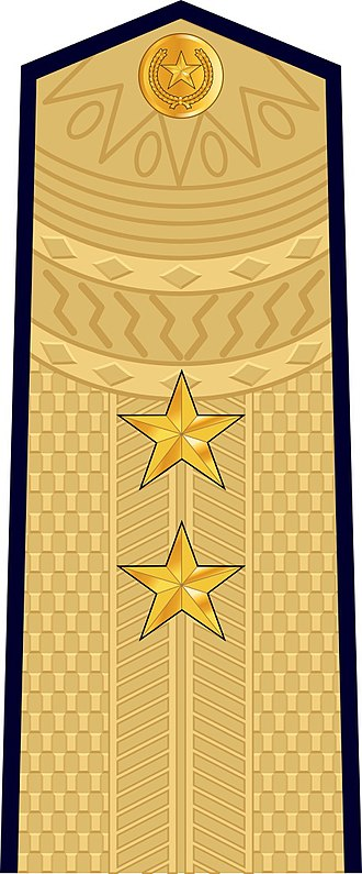 Vice admiral - Image: Vietnam People's Navy Vice Admiral