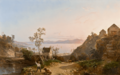 View Of Peekskill By Régis-François Gignoux.png