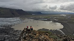 View from Skaftafell National Park July 2014 -2.JPG
