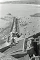 View from top of Gorey Castle towards breakwater, 1967 - geograph.ci - 187.jpg
