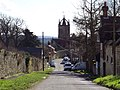 View of All Hallows Church from Upperton Road, Tillington - geograph.org.uk - 353418.jpg