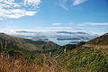 View of Govenors Bay from Dyers Pass Road 20100119.jpg