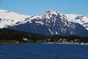 View of Juneau, Alaska