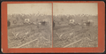 View of debris littering yards and fields, by William Allderige & Son.png