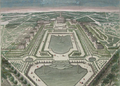 View of the Château and park of Marly by an unknown artist.png